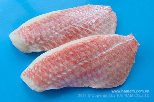 Sargocentron rubrum for Red fish fillet